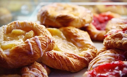 $10 Groupon For Lunch and Pastries at Savoy Bakery - Savoy Bakery in New York