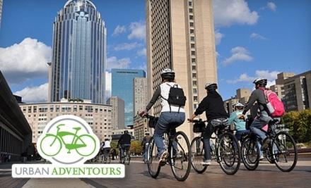 Urban AdvenTours: Hybrid Bike Rental - Urban AdvenTours in Boston