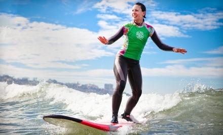 Surf Diva: Half-Day (3.5 hours) Stand-Up Paddle-Board Rental - Surf Diva in La Jolla