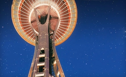 Space Needle: Individual Annual Pass - Space Needle in Seattle
