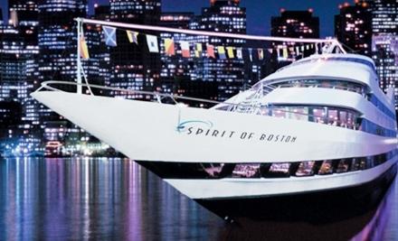 Spirit of Boston: 2-Hour Sunday Sunset Dinner Cruise  - Spirit of Boston in Boston