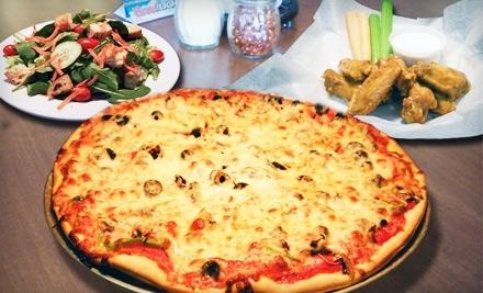 $20 Groupon to Nicolo's Pizza - Nicolo's Pizza in Denver