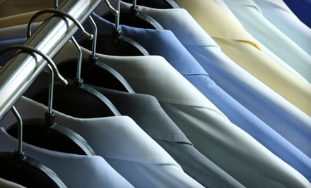 $25 Groupon to Dry Cleaning to Your Door - Dry Cleaning to Your Door in