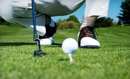 Woodlake Golf Club - Woodlake Golf Club in San Antonio