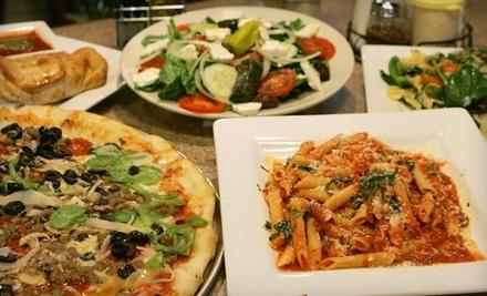 $20 Groupon to Saljo's Pizza - Saljo's Pizza in Pantego