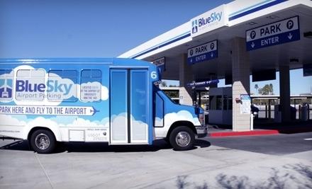 Blue Sky Airport Parking - Blue Sky Airport Parking in Phoenix