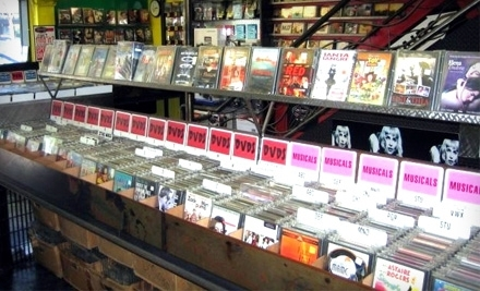 $20 Groupon to Streetlight Records - Streetlight Records in San Francisco