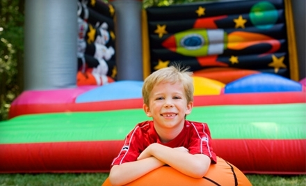 Inflatable Fun Atlanta: One 4-Hour Inflatable Bounce-House Rental - Inflatable Fun Atlanta in