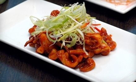 $30 Groupon to Wild East Asian Bistro - Wild East Asian Bistro in Fort Lauderdale