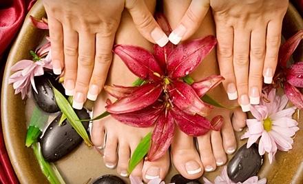 Salon Amarti: Manicure and Pedicure - Salon Amarti in Alexandria