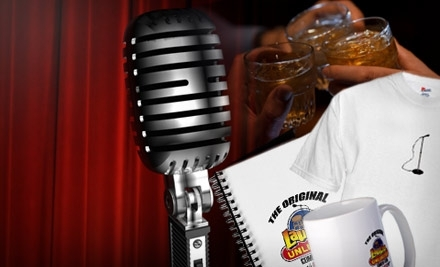 $40 Groupon to Laughs Unlimited - Laughs Unlimited in Sacramento
