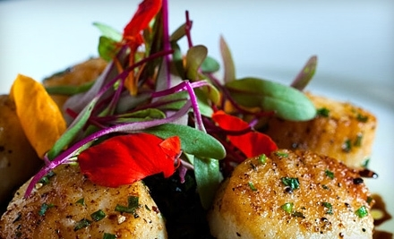 $30 Groupon to Alchemy Cafe and Bistro - Alchemy Cafe and Bistro in Gloucester