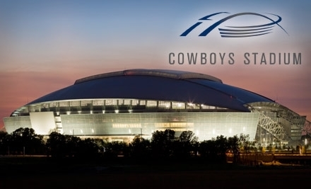 Dallas Cowboys Stadium - Dallas Cowboys Stadium in Arlington