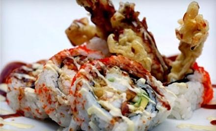 $25 Groupon to Zuma Sushi & Sake Bar - Zuma Sushi & Sake Bar in Atlanta