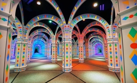 Amazing Mirror Maze - Amazing Mirror Maze in Bloomington