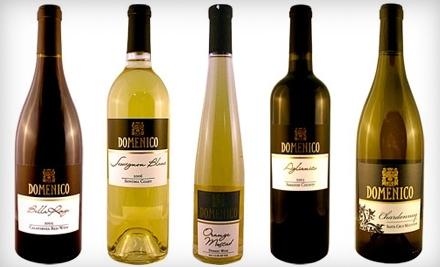 Domenico Winery - Domenico Winery in San Carlos