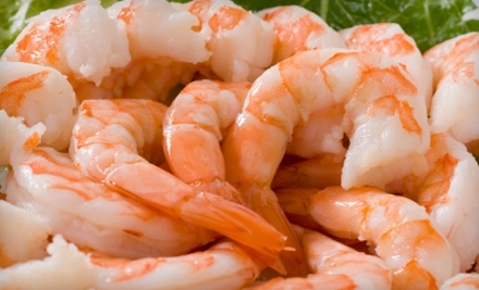 Blue Water Seafood Company: $30 Groupon for Lunch - Blue Water Seafood Company in East Brunswick