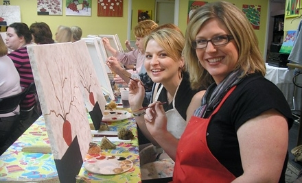 Paint Along - Paint Along in Brentwood