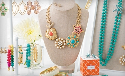 $50 Groupon to Stella & Dot - Stella and Dot - Stylist Sejal Patel in
