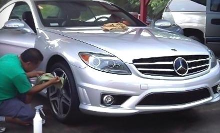 The Hand Car Wash And Auto Detailing San Antonio Tx Groupon