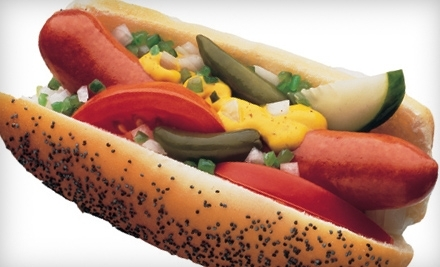 Urban Dog and Sausage: Valid at All Locations - Urban Dog and Sausage in Folsom