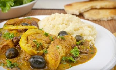 $40 Groupon to Kasbah Restaurant  - Kasbah Restaurant  in Winthrop