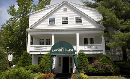 The Inn at Sawmill Farm - The Inn at Sawmill Farm in West Dover