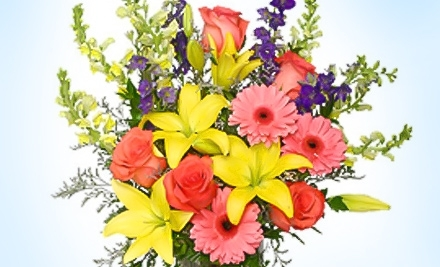 $40 Groupon to Angel's Divine Flowers - Angel's Divine Flowers in Humble