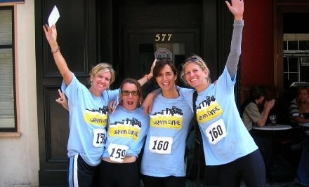 Urban Dare Adventure Race on Sat., May. 21 at 12PM - Urban Dare Adventure Race in Boston