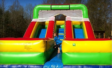 $95 Groupon to Desoto Bounce - Desoto Bounce in