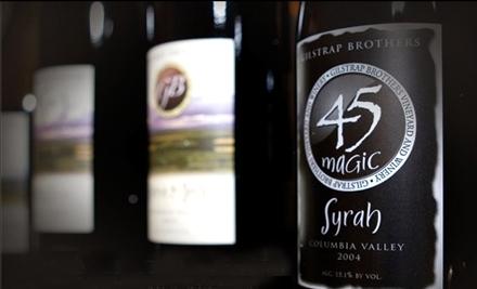 Gilstrap Brothers Winery - Gilstrap Brothers Winery in Cove