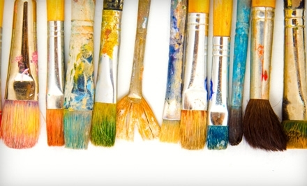 Paint-N-Party Chicago: $20 Groupon for Walk-In Pottery Painting - Paint-N-Party in Niles