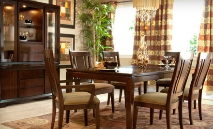 Mor Furniture for Less at 1100 N Hayden Meadows Dr. in Delta Park: $200 Groupon for Furniture - Mor Furniture for Less in Portland