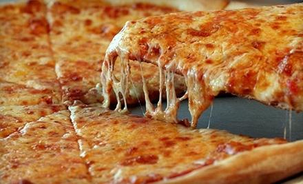 $20 Groupon to Mafia Mike's Pizza  - Mafia Mike's Pizza in Mesa