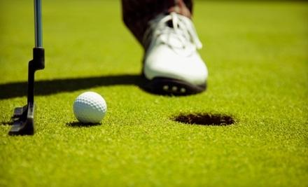 Davis Golf Course - Davis Golf Course in Davis