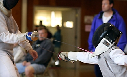 Heartland Fencing Academy - Heartland Fencing Academy in Overland Park