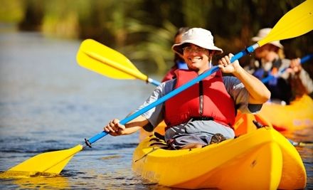 Cimarron River Company: Kayaking Trip for 2 People - Cimarron River Company in