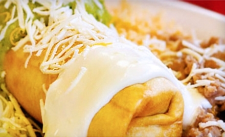 Pancho's: $10 Groupon Towards Lunch Fare - Pancho's in Casselberry