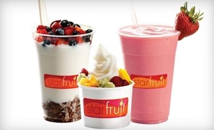 $20 Groupon to Starfruit - Starfruit in Chicago