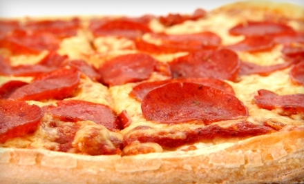 $20 Groupon to Charlie Fox's Pizzeria - Charlie Fox's Pizzeria in St. Charles