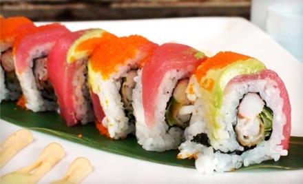 $30 Groupon to Miyagi Sushi Bar & Grill - Miyagi Sushi Bar & Grill in Homestead