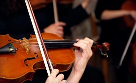 Symphony in C's:
