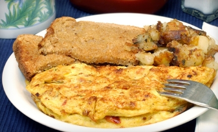 $16 Groupon to Auburn Breakfast Club - Auburn Breakfast Club in Auburn