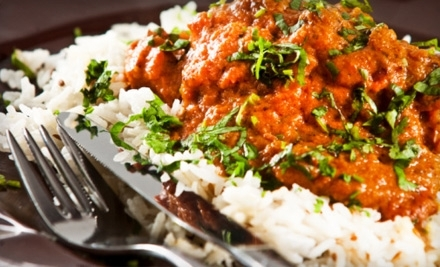 Naan India Grill: $12 Groupon for Lunch - Naan India Grill in Fair Oaks