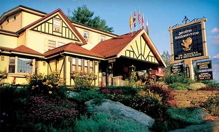 Ye Olde England Inne: Two-Night Stay for Two in a Bluff House Suite - Ye Olde England Inne in Stowe
