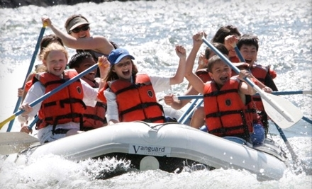 Orion River Expeditions: Wenatchee River-Rafting Adventure - Orion River Expeditions in Cashmere