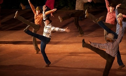 Texas Outdoor Musical Drama: Adult Ticket and a Big Texan-Steak Dinner  - Texas Outdoor Musical Drama  in Canyon