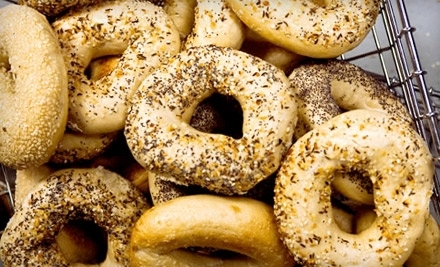 Beagle Bagel Cafe: $15 Groupon for Food and Drink - Beagle Bagel Cafe in Madison