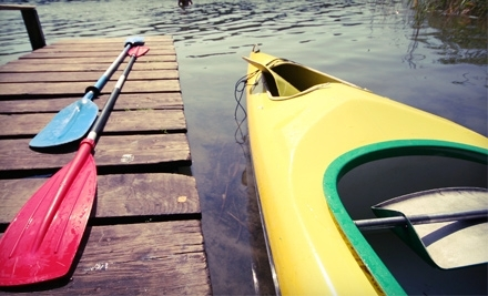 North Georgia Outfitters: 2-Hour Single Kayak Trip - North Georgia Outfitters in Dawsonville