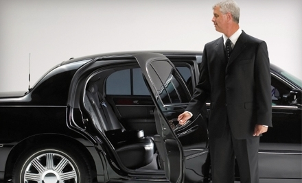 Xavier Limousine: 3 Hours Out on the Town with 4 People in a Lincoln Town Car - Xavier Limousine in